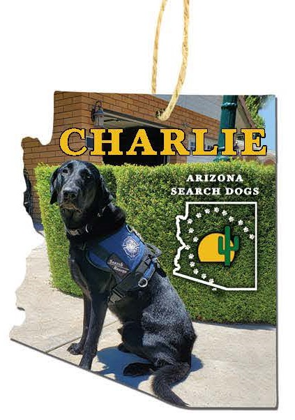 Charlie - 2020 Ornament