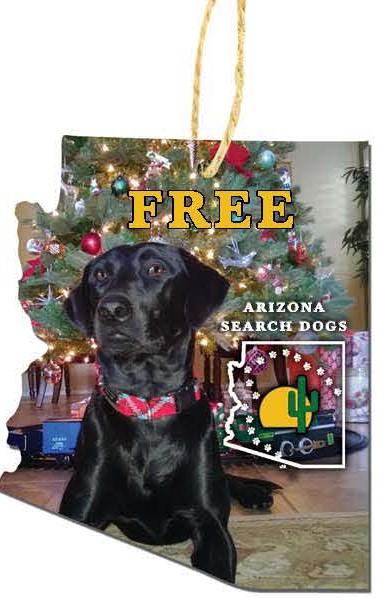 Free 2020 Ornament