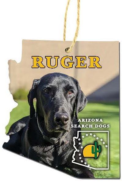 Ruger 2020 Ornament