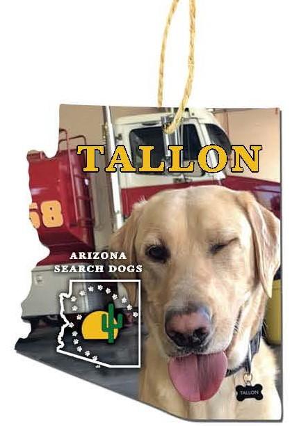 Tallon 2020 Ornament
