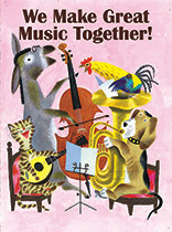 Friendship - Animal Musical Quartet
