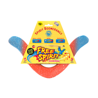 Free Spirit Boomerang - Graffiti - colors vary
