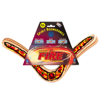 Spirit of Fire Boomerang