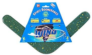 Spirit of Wind Boomerang - Graffiti - colors vary