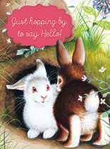 Thinking of You - Bunnies