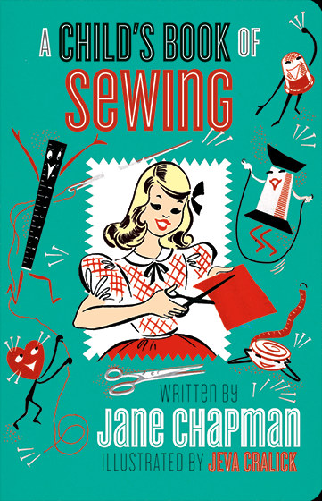 A Child's Book of Sewing