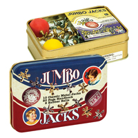 Jumbo Jacks in Classic Toy Tin