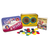 Tiddly Winks in Classic Toy Tin