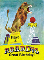 Birthday - Roaring Lion