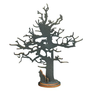 Spooky Tree - Ginger Cottage