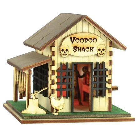 Roscoe's Voodoo Shack Ginger Cottage