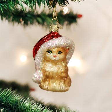 Santa's Kitten