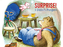 Birthday - Surprise Bear