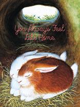 Anniversary - Two Sleeping Bunnies
